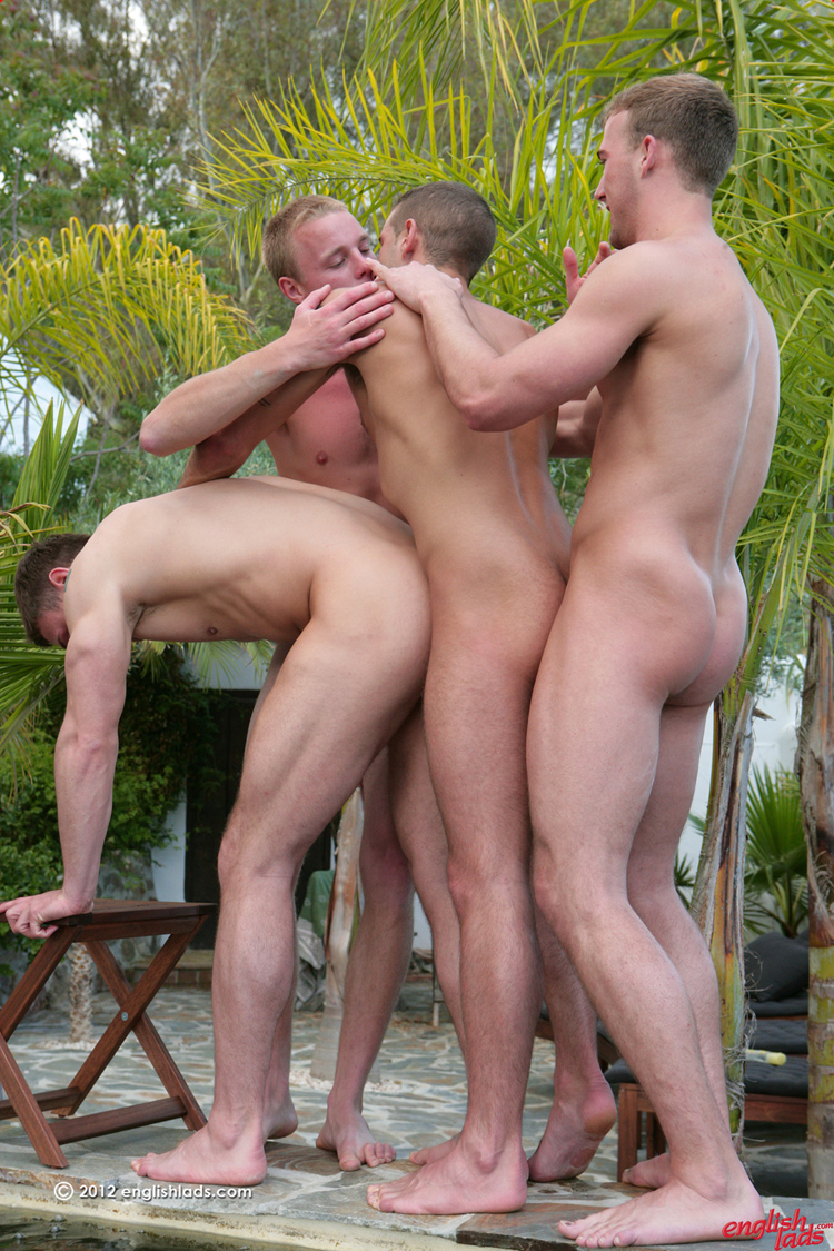 Gay orgy dan broughton and andro 7